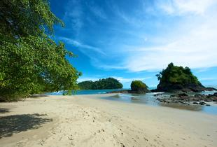From £799pp (with Your Holidays) for a seven-night 5* all-inclusive Costa Rica break with return flights, or pay a £400pp deposit - save up to 30%