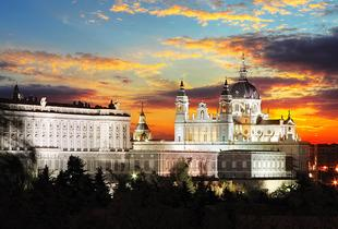 From £89pp (with Crystal Travel) for a two-night Madrid break including return flights, from £119 for a three-night break - save up to 40%