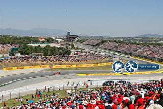 From £159pp (from Europlayas) for a three-night Costa Brava break and three-day F1 Spanish Grand Prix GP ticket!