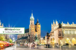 From £89pp (with Tour Center) for a 2nt Krakow break inc. flights and Auschwitz tour, from £129pp for 3nts - fly from Stansted or Manchester and save up to 35%