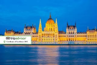 From £79pp instead of £123.61 (with Crystal Travel) for a two-night Budapest break including return flights and optional tours - save up to 36%