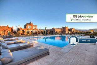 From £149 (at 5* Kasbah Igoudar) for a three-night spa break for two, from £249 for five nights including breakfast, spa access and 10% off treatments - save up to 52%