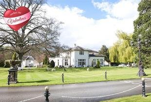 £109 for a one-night romantic Chester getaway for two including dinner, spa access and breakfast, £159 for two nights at Llyndir Hall Hotel & Spa - save up to 36%