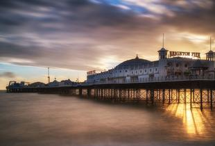 £79 for a Brighton stay for two including breakfast and late check-out, or £179 for two nights including a dinner at 4* Mercure Brighton - save up to 53%