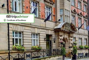 £79 (at The Richmond Hotel & Spa) for a 4* spa break for two including a bottle of Prosecco, breakfast and a full day of spa access, £149 for two nights - save up to 58%