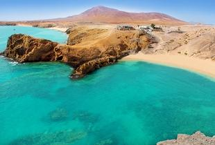 From £149pp (from Crystal Travel) for a three-night Lanzarote break including flights, from £189pp for five nights, from £209pp for seven nights - save up to 30%