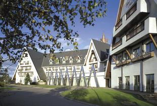 £59 (at Coppid Beech Hotel) for a 4* Berkshire stay for two in an executive room including breakfast and late check-out!