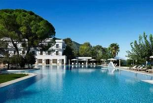 From £189pp for a four-night 5* all-inclusive Greek spa stay for two people including flights and car hire, from £299pp for seven-nights - save up to 33%