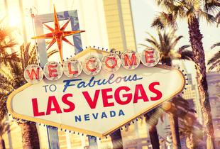 From £399pp instead of up to £1532.97pp (from Clear Sky Holidays) for a Las Vegas getaway and flights, or pay just £300 deposit today - save up to 74%