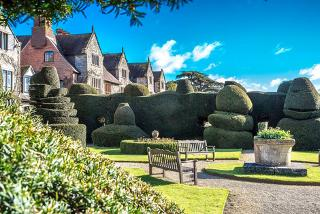 £149 (at The Billesley Manor Hotel) for an overnight stay for two with dinner, breakfast, wine and late check-out, £229 for two nights plus afternoon tea - save up to 39%