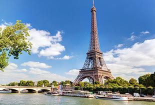 From £79 for a Paris day trip including Eurostar transport and a Seine river cruise, from £109 including a three-course lunch  - save up to 35%