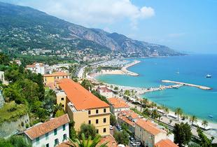From £119pp (from KPX Travel) for a two-night escape to Menton in the French Riviera including flights, £199 for three nights