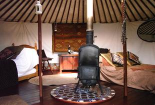 From £199 for an up to four-night luxury Lake District glamping break for up to six people with Full Circle Luxury Lake District Yurts - save up to 48%