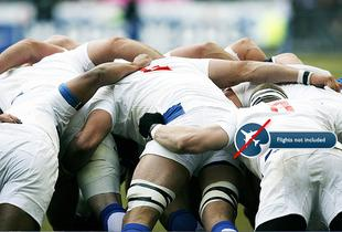 £169pp (from World Choice Sports) for a Six Nations category 4 ticket and overnight Paris stay, £229 for a two-night stay - see France vs Wales OR France vs Scotland