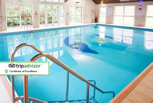 From £99 (at Best Western Hallmark Leyland Hotel) for an overnight stay for two including a three-course dinner, breakfast, bottle of wine and chocolates - save up to 33%