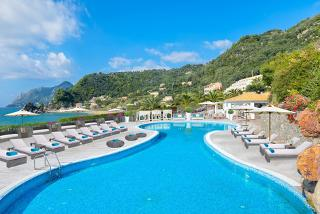 From £199pp for a three-night 5* all-inclusive Corfu stay with flights, from £319pp for five nights, from £399pp for seven nights - save up to 28%
