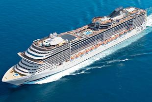 From £599pp instead of up to £1236.25pp (with Tour Center) for a seven-night full board Middle Eastern cruise, or pay £250 deposit today - save up to 52%