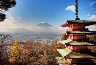 From £779pp for a 5nt 'Taste of Tokyo' trip including flights, accommodation, breakfast and tours, £999pp for 7nts or £1239pp for 10nts!