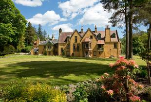 From £149 (at Leithen Lodge) for a three-night weekend or four-night midweek country estate break with three spa treatments and scones each - save up to 80%