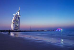 From £349pp instead of up to £487.05pp (from Crystal Travel) for a 4* Dubai spa break including a superior room and flights - save up to 28%