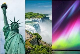 From £699pp (with Deluxe Breaks) for a 6-night Iceland, Niagara Falls and NYC break with flights, from £799pp for 9 nights or pay a £350 deposit today - save up to 24%