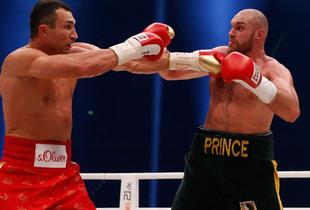 From £139pp for a Tyson Fury vs. Wladimir Klitschko rematch ticket and an overnight Manchester stay
