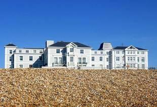 £99 for an overnight break for two at the Hythe Imperial with breakfast and spa access from Buyagift