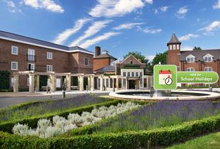 From £119 (at The Belfry) for an overnight 4* Warwickshire break for a family of four including breakfast and a round of mini golf - save up to 46%