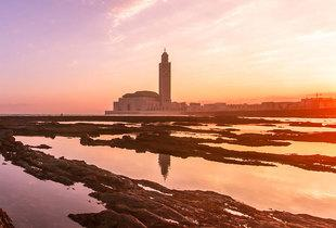 From £69pp (from ClearSky Holidays) for a two-night break in Casablanca with flights and breakfast, from £119pp for three or from £149pp for four nights - save up to 32%