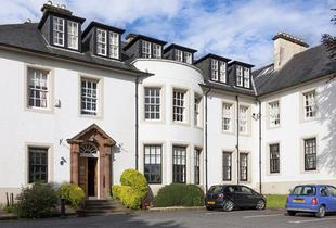 £69 (at Hetland Hall Hotel, Dumfries) for an overnight stay for two including a two-course dinner and a glass of bubbly each, £99 for two nights - save up to 55%