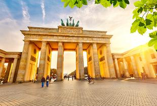 From £149pp instead of £228.75pp for a four-night Berlin and Amsterdam break with return flights and internal transfer, from £189pp for a six-night break - save up to 35%