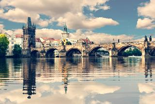 From £69pp (from KPX Travel) for a two-night 4* luxury Prague spa break including flights, or from £139pp for three nights - save up to 53%