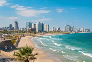 From £399pp (from Tour Center) for a four-night 4* Tel Aviv break with direct flights and optional tours, or seven nights from £529pp - save up to 28%