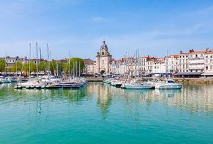 From £99pp (from ClearSky Holidays) for a three-night stay in La Rochelle in a self-catering apartment including flights - save up to 50%
