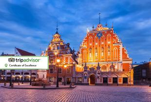 From £89pp (from KPX Travel) for a two-night Riga break with flights and a massage, or from £119pp for three nights - save up to 41%
