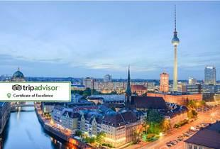 From £89pp instead of £214.89pp for a two-night Berlin break break with return flights, from £109pp for a three-night break - save up to 59%