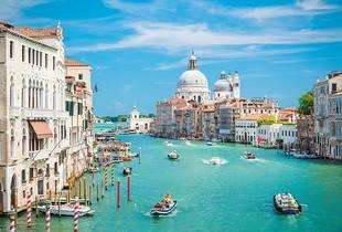 From £149pp (with Tour Center) for a 4-night 4* Venice and Florence break with return flights, train transfers and boat tour, from £209pp for 6 nights - save up to 28%
