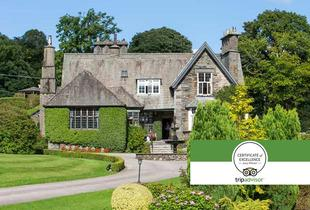 From £169 (at Broadoaks Country House) for an overnight Lake District break, including a four-course dinner, breakfast, spa access and late check-out - save up to 44%