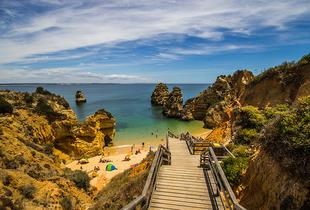 From £189pp for a three-night 4* all-inclusive Algarve break including flights, from £299pp for five nights or from £369pp for seven nights - save up to 53%