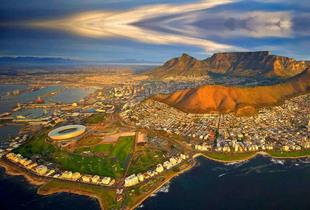 From £749pp instead of £1035.80pp (with Deluxe Breaks) for a 10-night Cape Town and Johannesburg break with flights or pay a £250 deposit today - save up to 28%