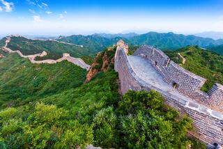From £299pp (with Merry Travel) for an eight-night 'Classic China' guided tour including accommodation, tour guide, transfers and meals - save up to 80%