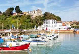 £59 for a overnight stay for two including breakfast, dinner and leisure access or return ferry crossing to Calais, from £99 for two nights - save up to 70%