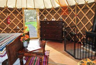 From £129 for a four-night luxury glamping stay for four people at Worcester Glamping - save up to 62%
