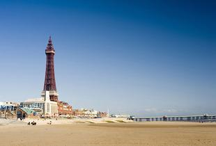 £59 instead of up to £140 for a two-night beach-front Blackpool stay for two at The Brioni - save 58%