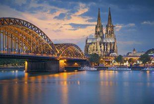 From £579pp (from Worldwide Tours & Travel) for a two-night 4* Cologne stay and four-night all-inclusive Rhine river cruise with flights - save up to 51%