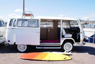From £139 (with VDubAndAway) for three-night weekend VW campervan hire for up to four people, from £169 for four-night midweek hire - save up to 49%