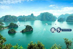 From £369pp (from Go Asia Travel) for a 10-day Vietnam tour with 3* accommodation, from £535pp with 4* or from £719pp with 5* accommodation - save up to 65%