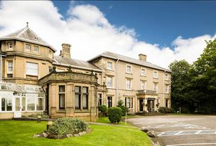£69 (at Mercure Burton upon Trent Newton Park) for an overnight stay for two inc. breakfast and early check-in, or £169 for two-nights including dinner - save up to 40%