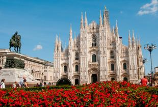 From £69pp instead of up to £116.49pp (from iFly) for a two-night Milan break including flights, from £109pp for a three-night break - save up to 41%