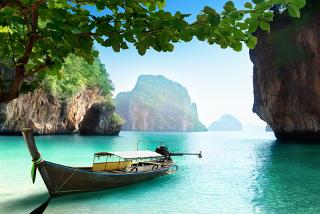 From £699pp (from Great Pacific Travel) for a 10-night 4* Bangkok, Phuket and Phi Phi island trip, flights, breakfast and massage or pay a £300 deposit - save up to 21%